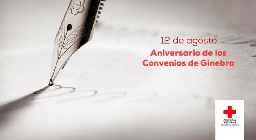 Aniversario de los Convenios de Ginebra