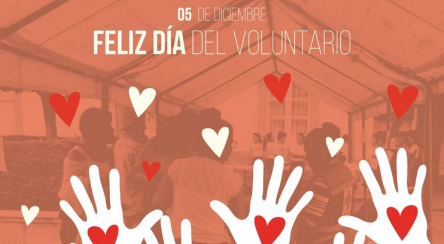 Día del Voluntario