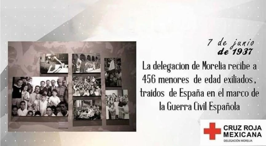 Niños Exiliados de la Guerra Civil Española
