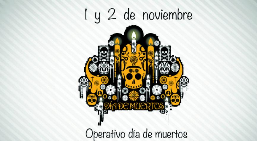 Operativo Día de Muertos