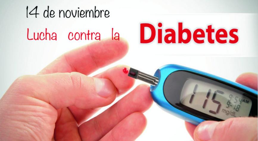 Día de la Lucha contra la Diabetes