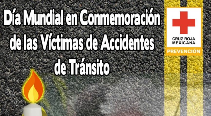 Conmemoración de las Víctimas de Accidentes de Tránsito