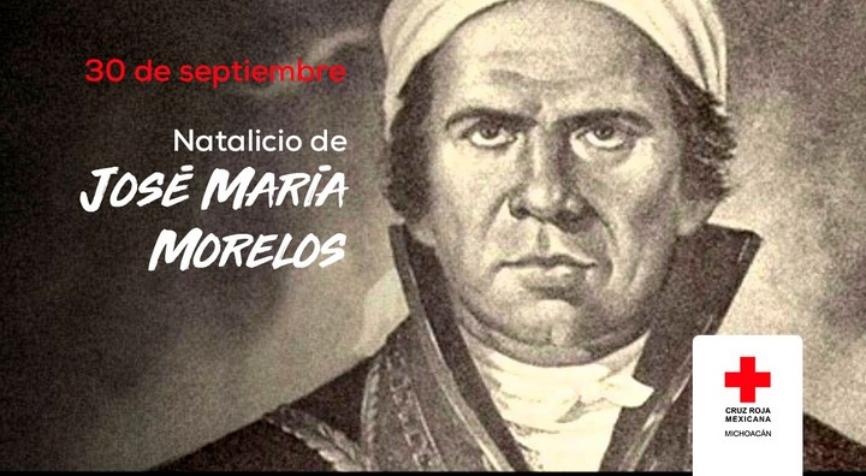 Natalicio de José María Morelos