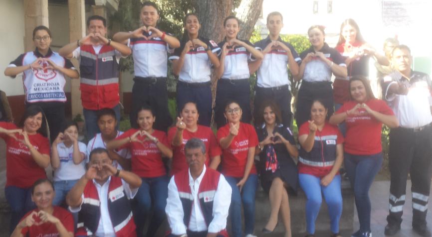 Aniversario Cruz Roja Delegación Morelia