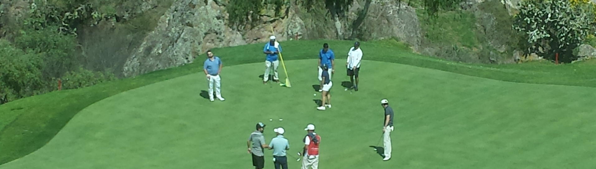 Galería Torneo de Golf