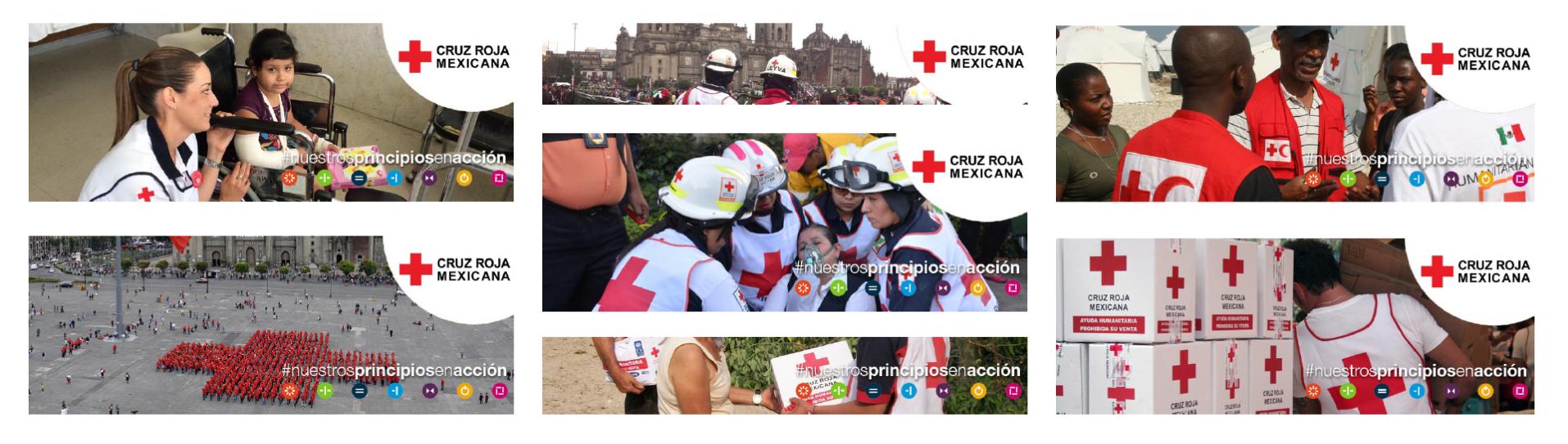 7 Principios de la Cruz Roja
