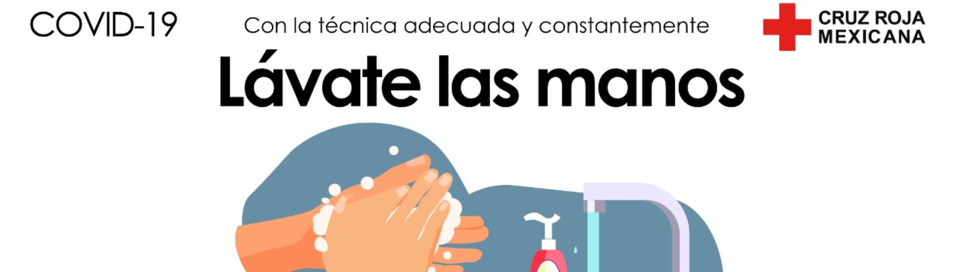 #LávateLasManos